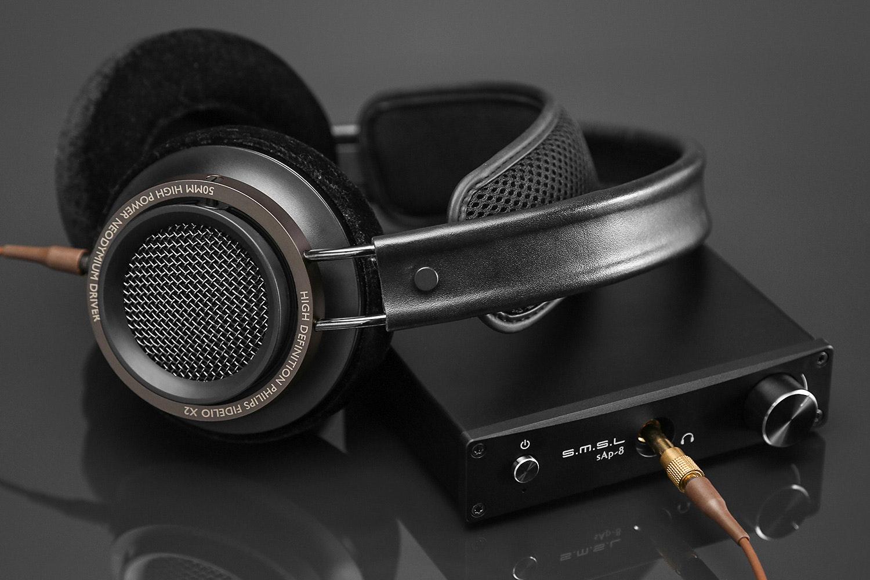 SMSL SAP-8 Headphone Amp