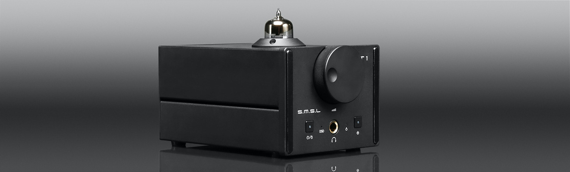 SMSL T1 DAC/Tube Amp