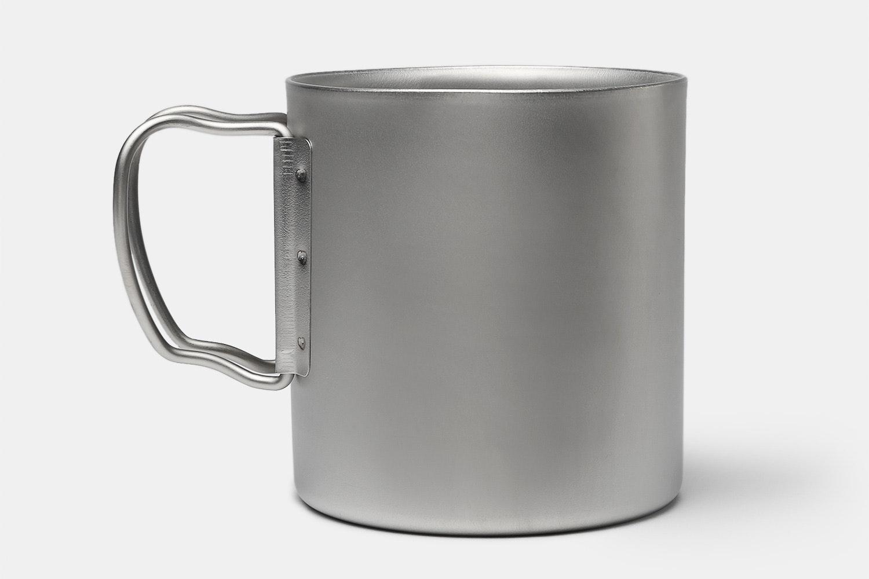 Snow Peak Ti-Double 600 Mug