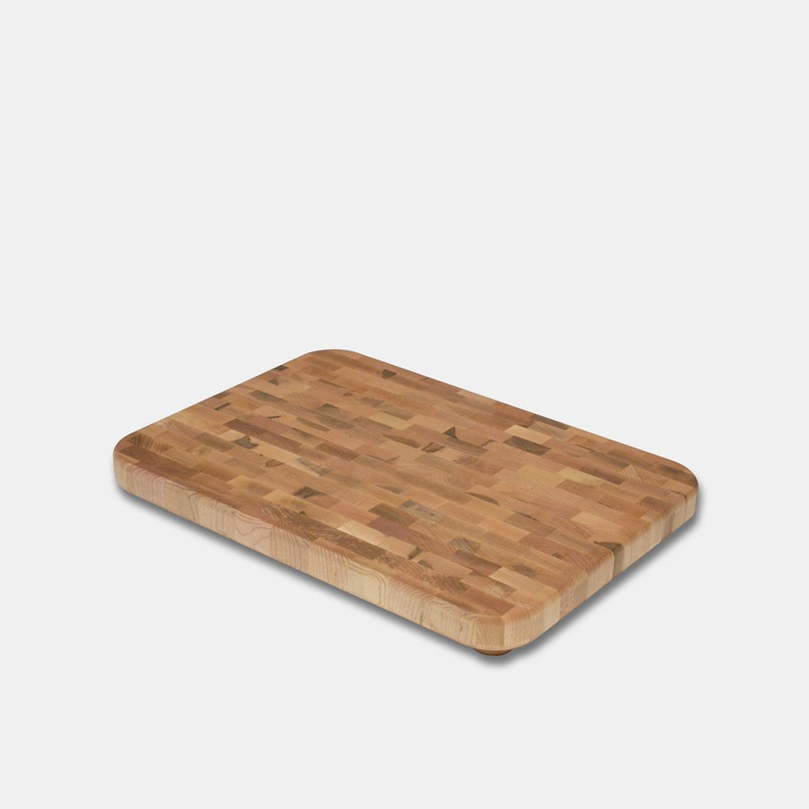 "Snow River 12"" Maple End Grain Cutting Board"