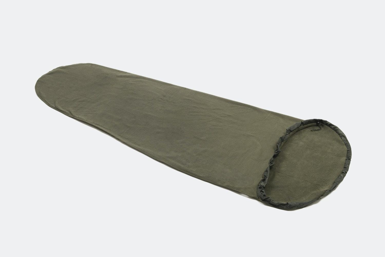 Fleece Liner With Side Zip – Olive (+ $7)