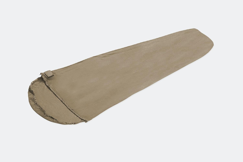 Fleece Liner With Side Zip – Desert Tan (+ $7)