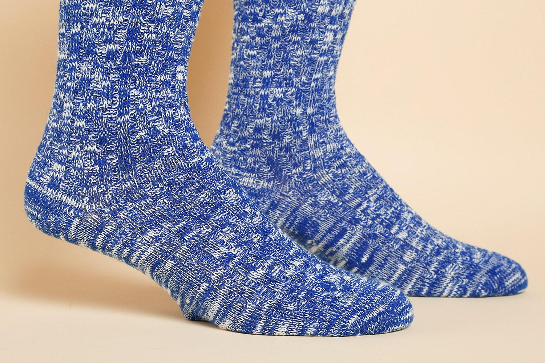 Socksquare Marled Socks (4-Pack)