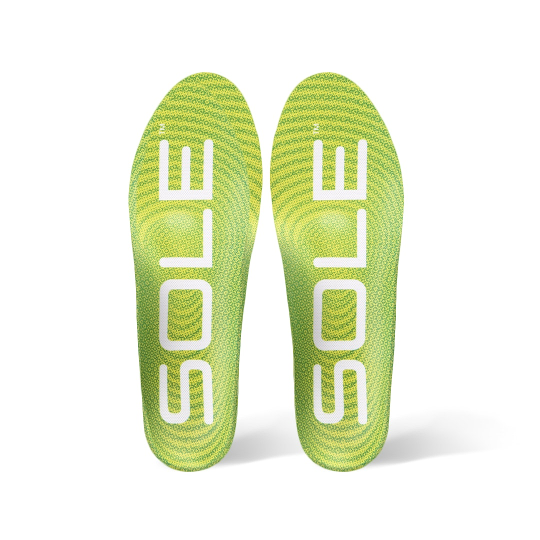 SOLE Active Met Pad Footbeds