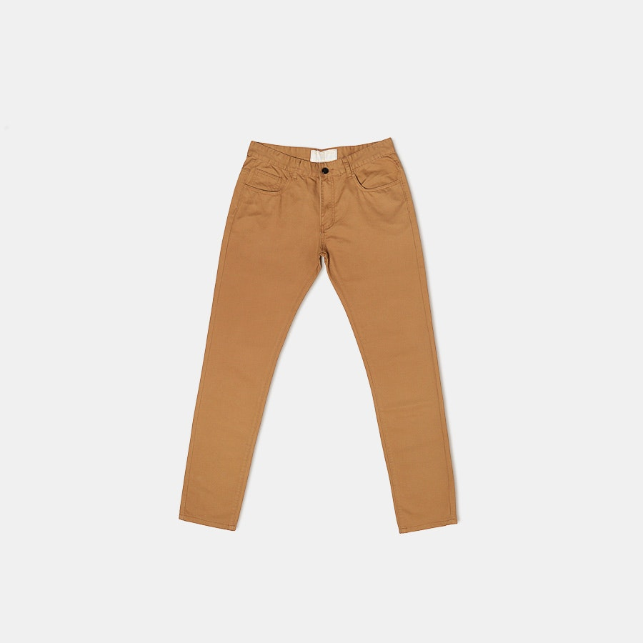 Something Strong 5-Pocket Straight-Leg Pants