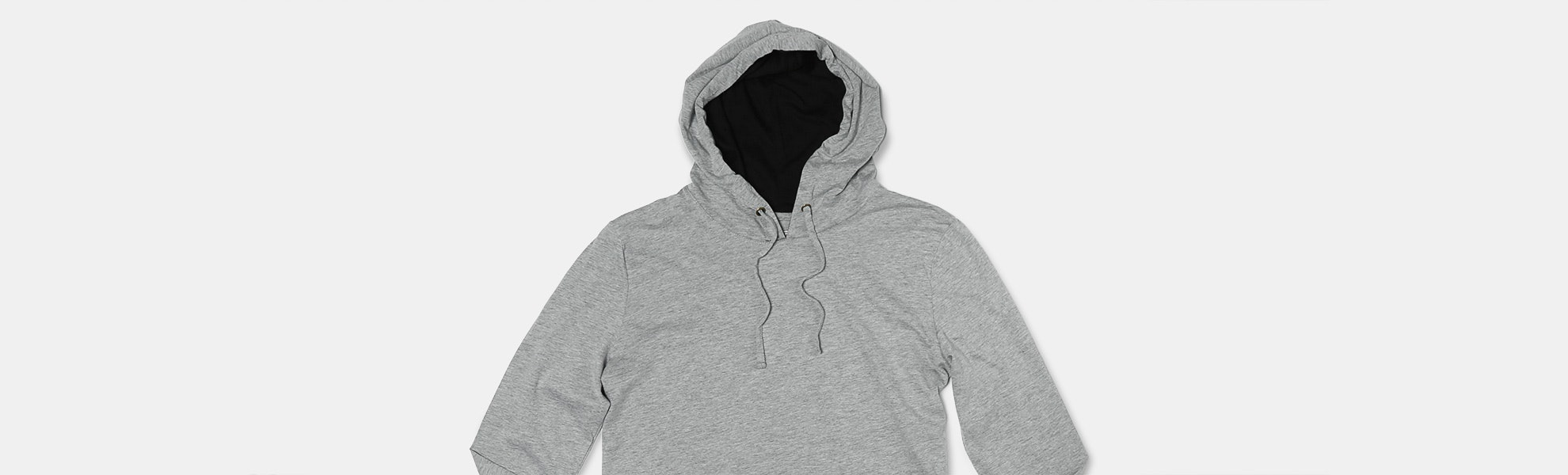 Something Strong Jersey Knit Hoodie