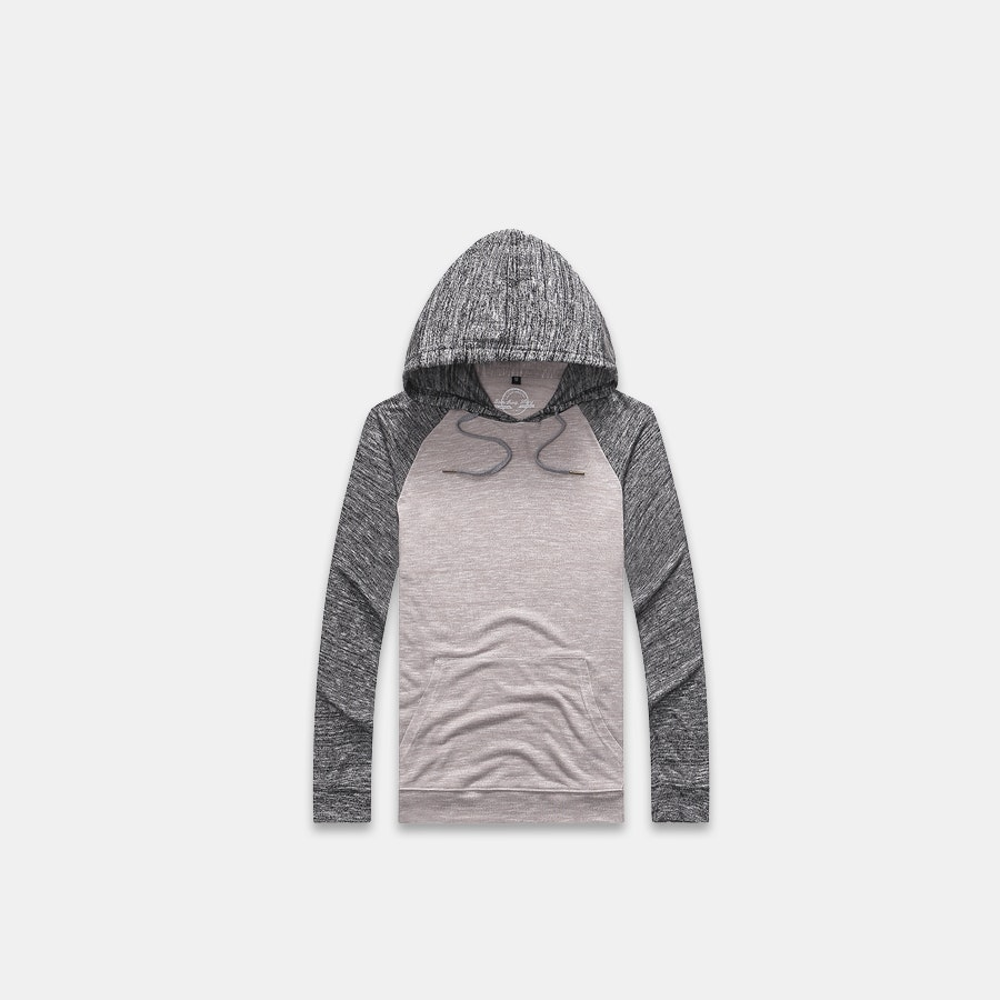 Something Strong Raglan Hoodie – Flash Sale
