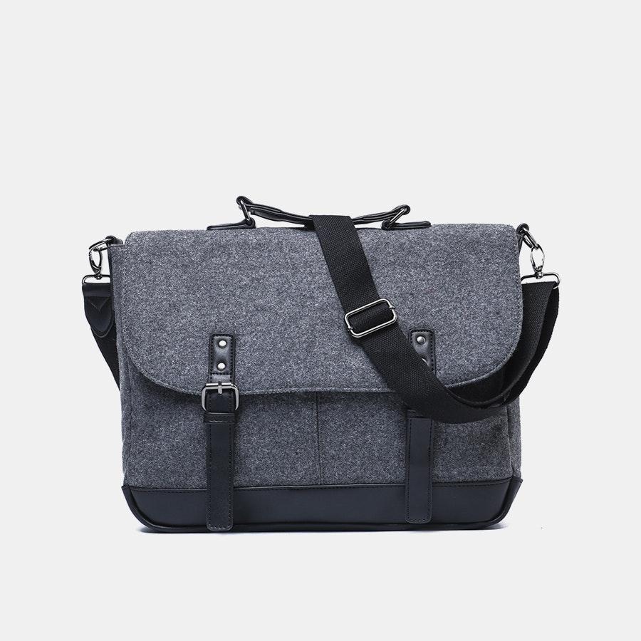 Something Strong Rebuilt Laptop Messenger Bag