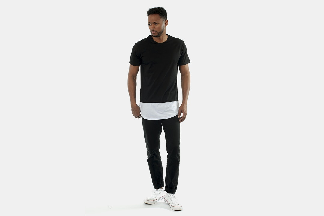 Something Strong Side-Zip Tees