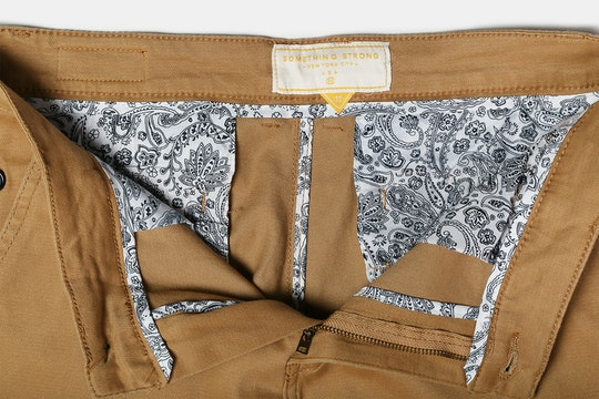 Something Strong Slim-Fit Chino Pants