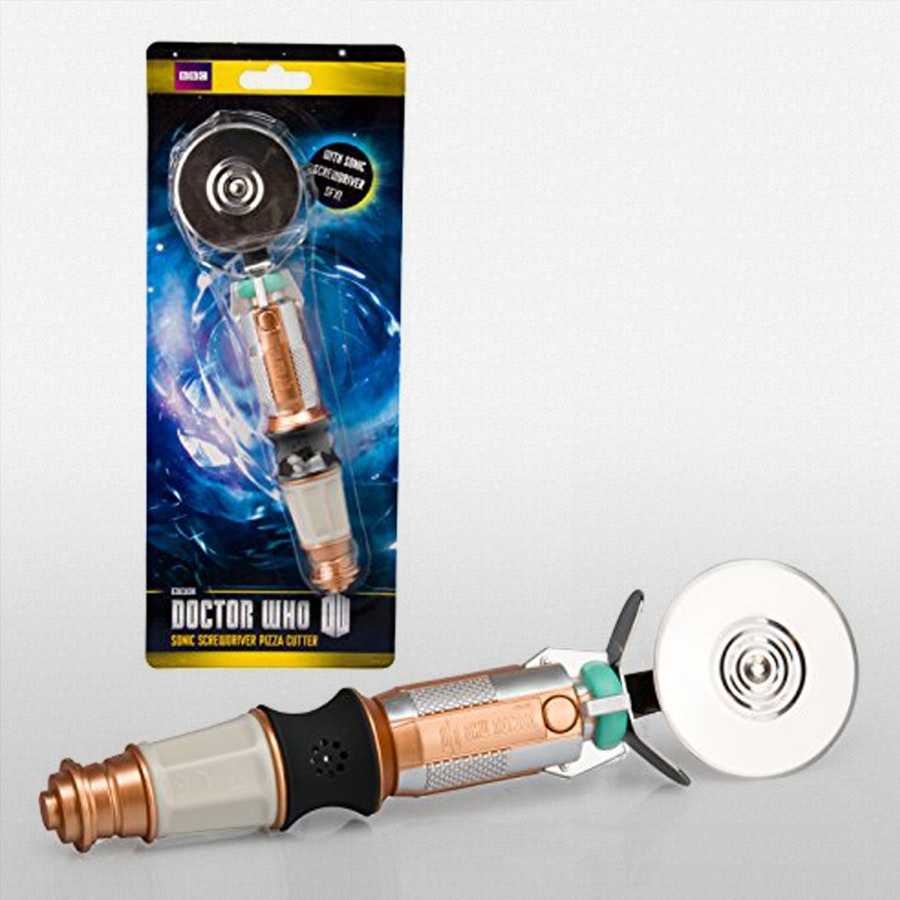 Doctor Who: Sonic Screwdriver Pizza Cutter