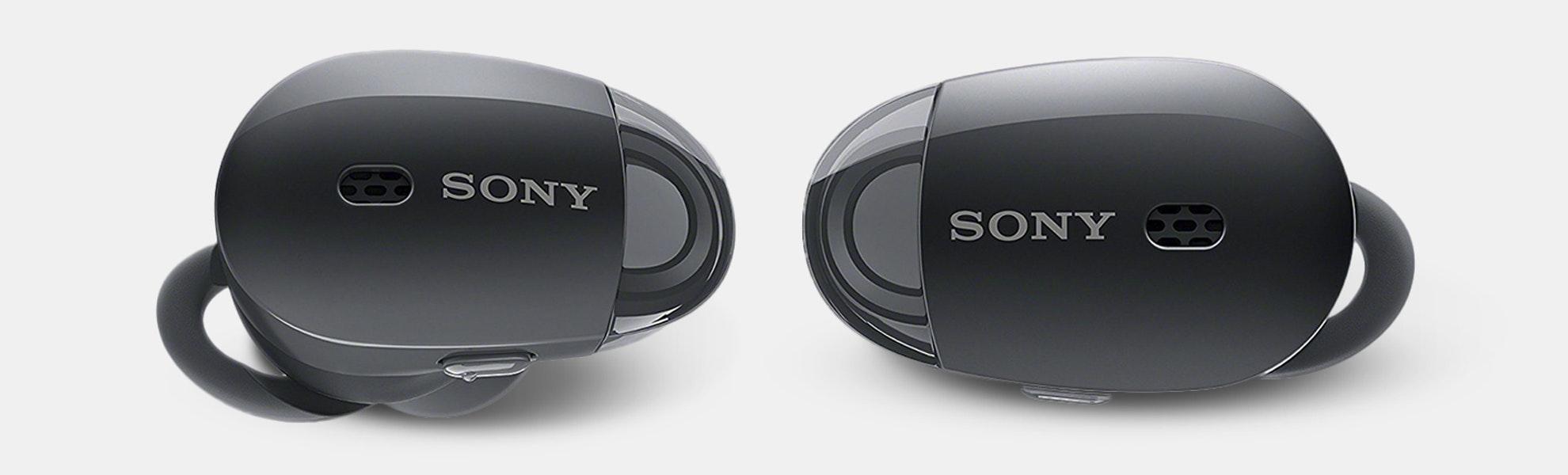 Sony 1000X Noise-Canceling True Wireless Earphones