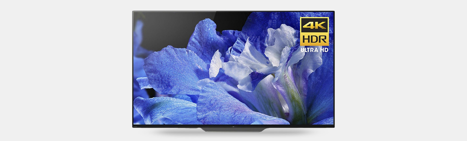 "Sony 55/65"" 4K UHD A8F Smart Bravia OLED TV (2018)"