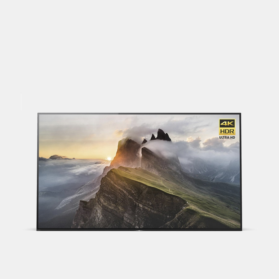 "Sony A1E 55""/65""/77"" 4K Ultra Smart Bravia OLED TV"