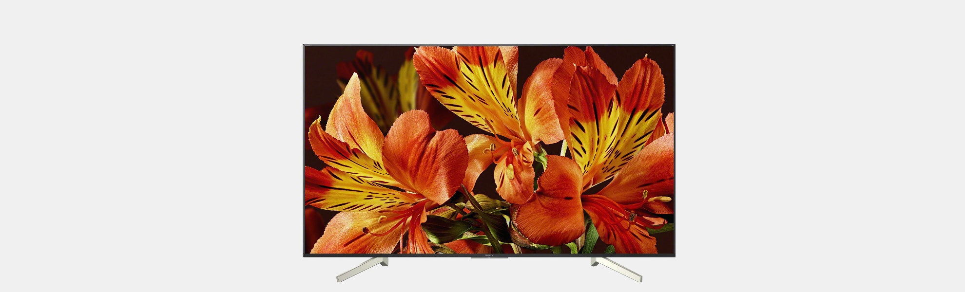 """Sony 75"""" 4K UHD HDR X850F Series Smart LED TV"""