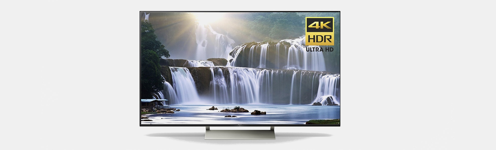 "Sony 75"" 4K HDR Extreme XBR-75X940E Ultra Slim TV"