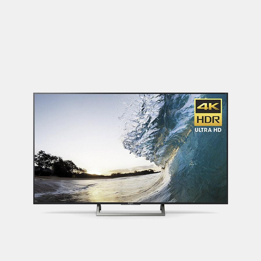 "Sony 75"" 4K Ultra HDR Smart TVs"