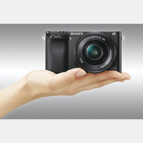 Sony Alpha A6000 Mirrorless w/ 16-50mm Lens | Price
