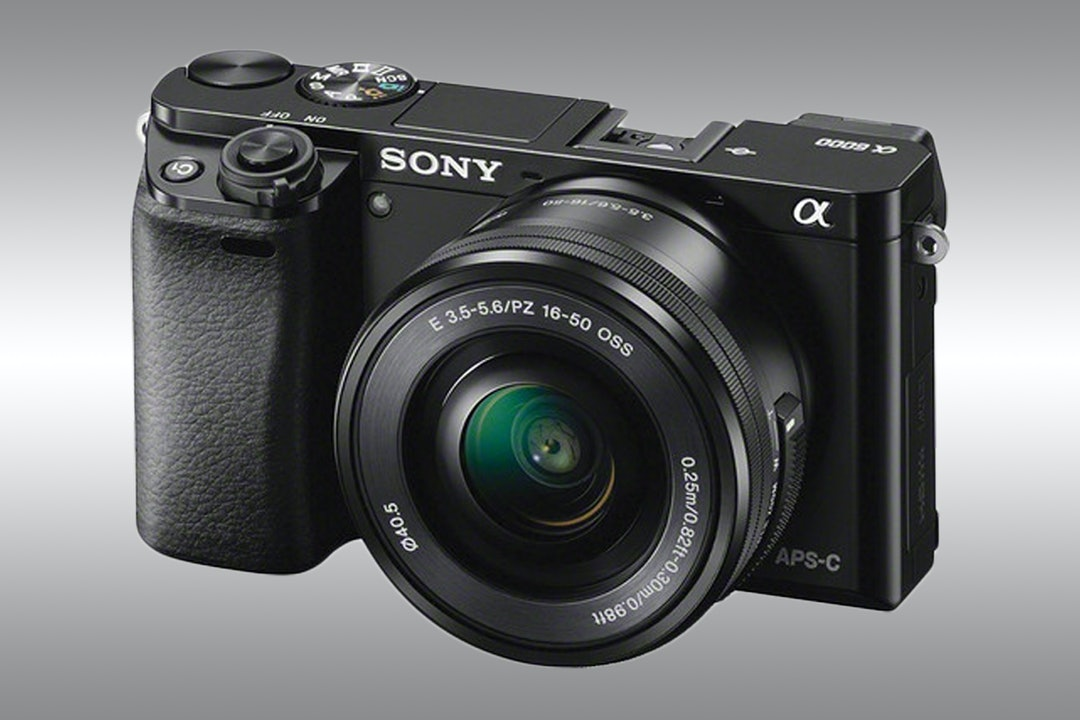 Sony Alpha A6000 Mirrorless w/ 16-50mm Lens
