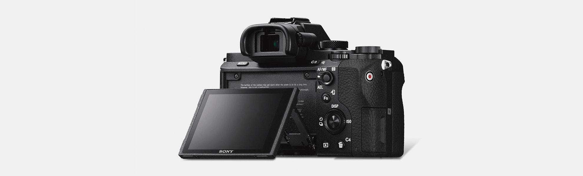 Sony Alpha a7 II Mirrorless Digital Camera Body