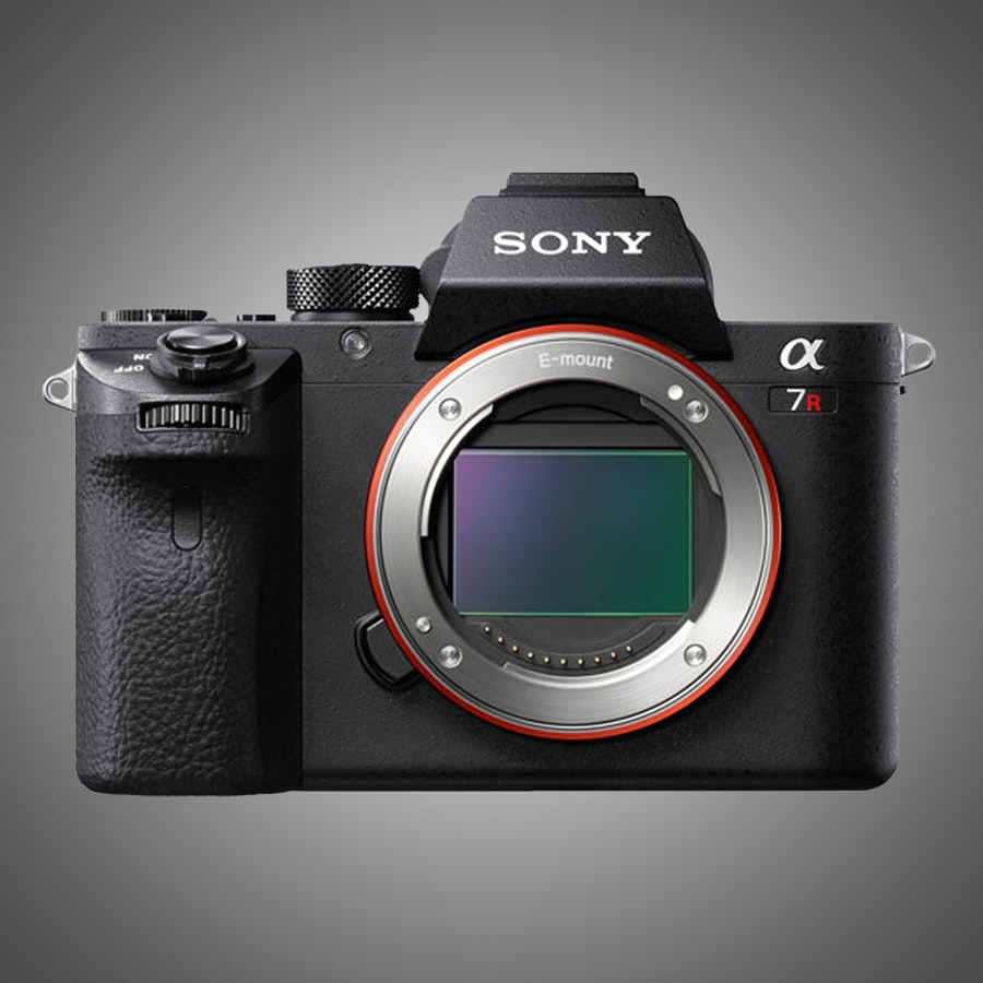 Sony Alpha a7R II Mirrorless Camera Body