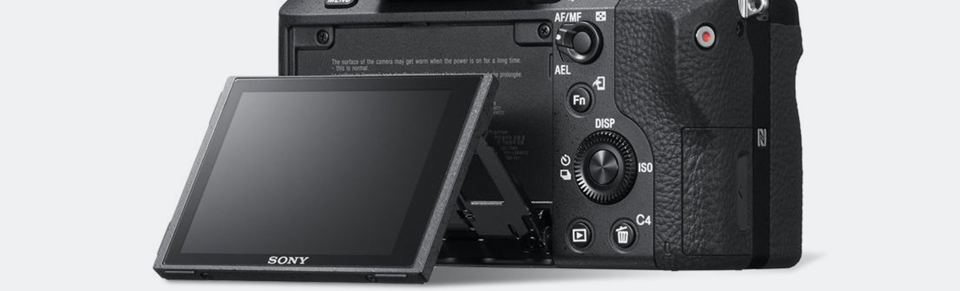 Sony Alpha a7S II Mirrorless Camera (Body Only)