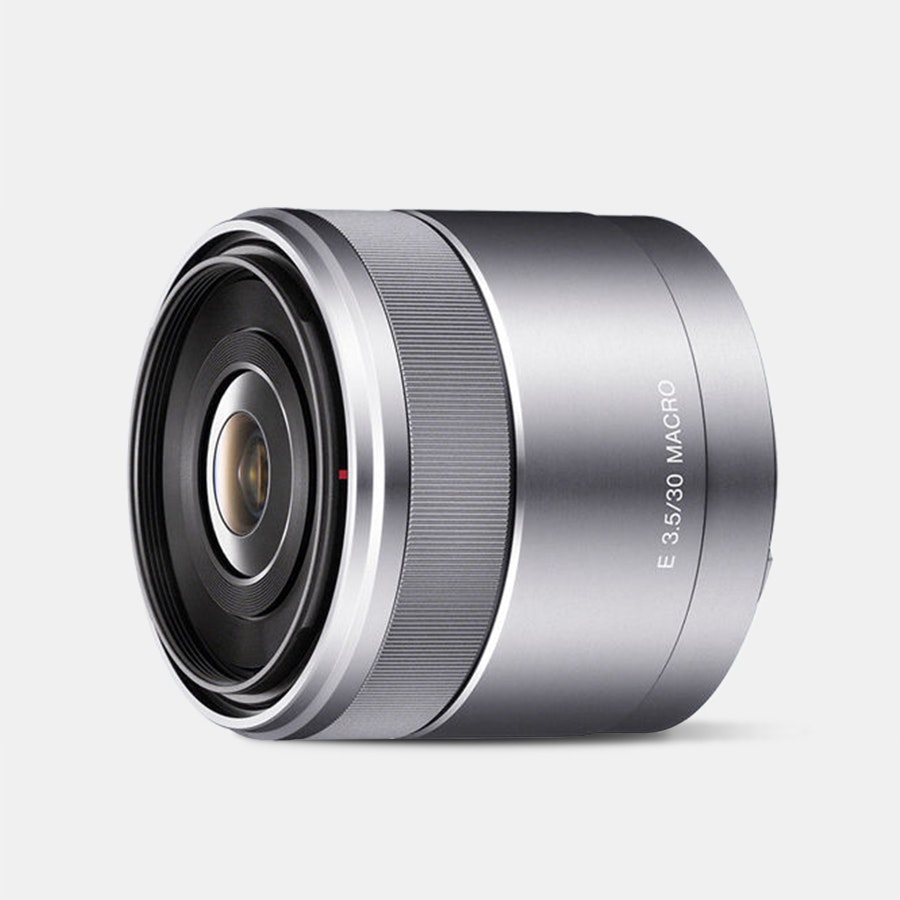 Sony E 30 mm F3.5 Macro Lens
