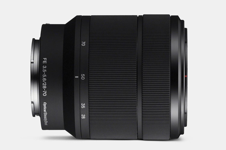 Sony FE 28-70mm f 3.5-5.6 OSS Lens
