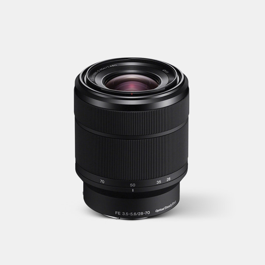 Sony FE 28-70mm f 3.5-5.6 OSS Lens