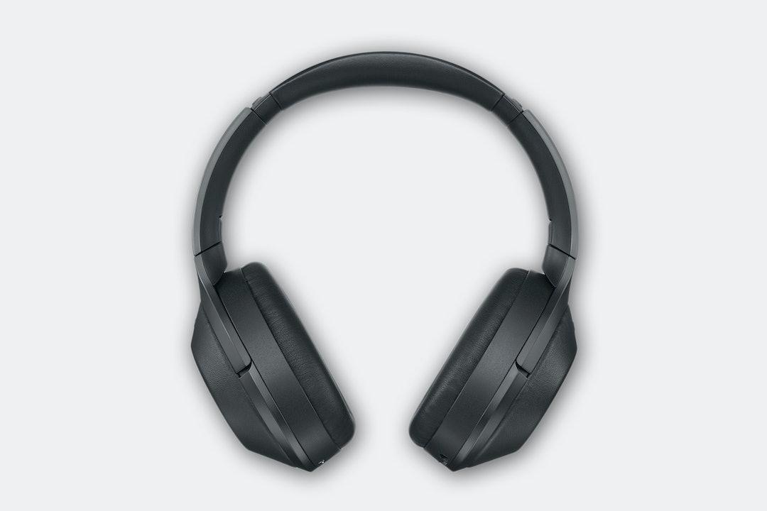 Sony MDR-1000X Wireless Noise-Canceling Headphones