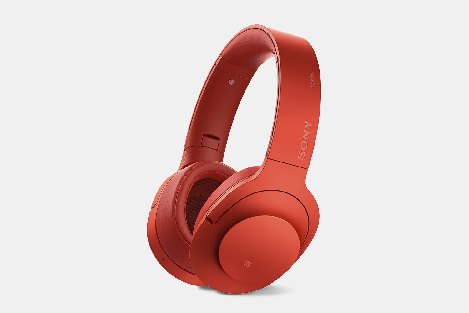Sony MDR100ABN Wireless Noise-Canceling Headphones