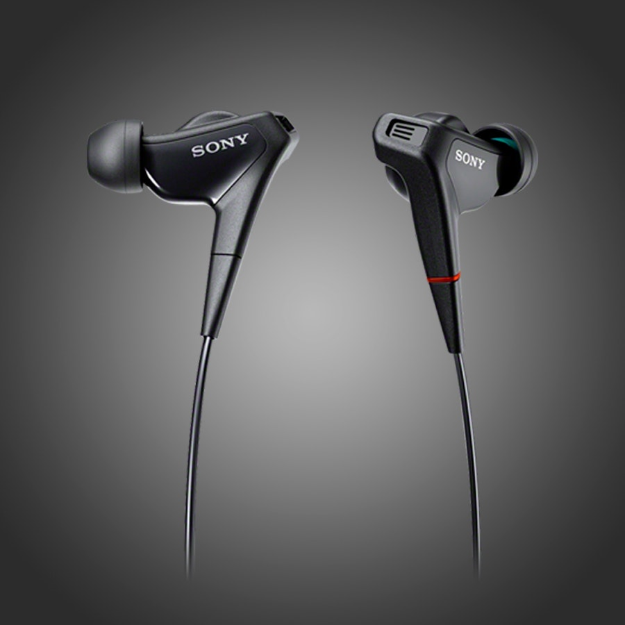 Sony NC85D Balanced Armature In-Ear Headphones
