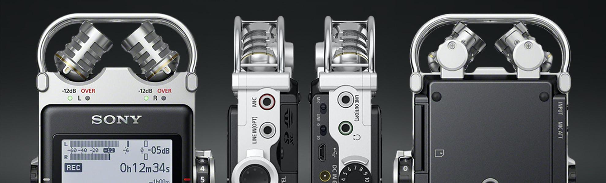 Sony PCM-D100 Portable Recorder