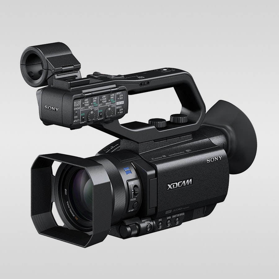 Sony PXW-X70 HD422 Handheld Camcorder