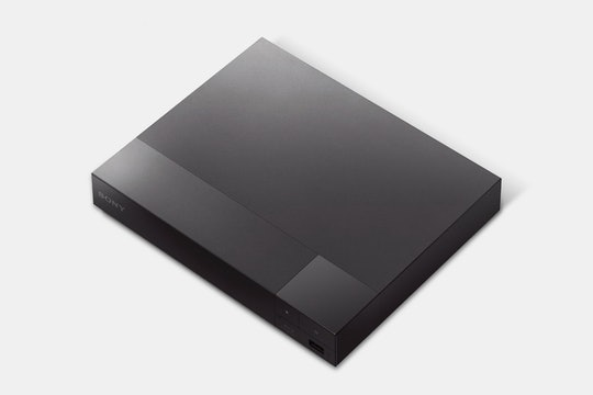Sony Streaming Wi-Fi Blu-ray Player
