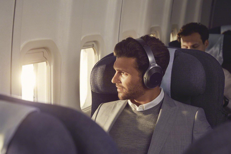 Sony WH1000XM2 Wireless Noise-Canceling Headphones