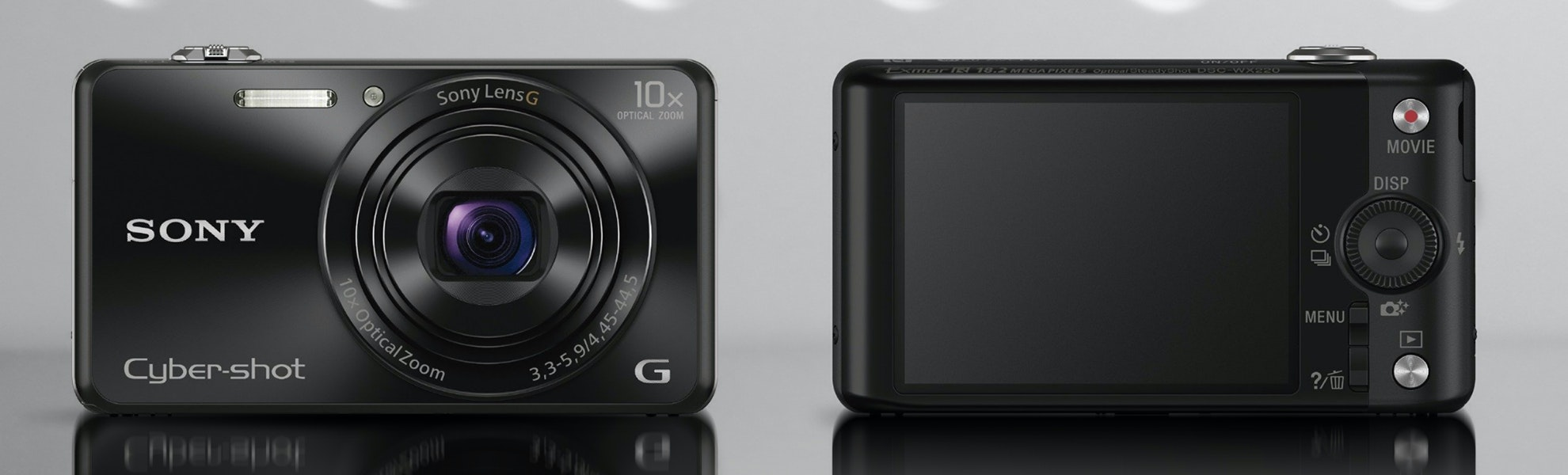 Sony WX220 Compact Camera