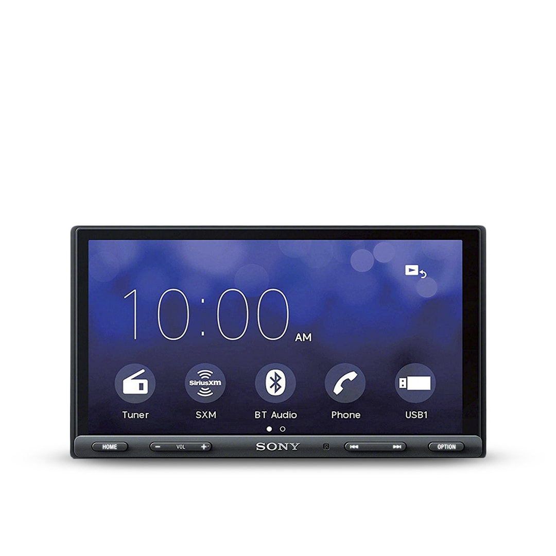 "Sony XAV-AX500 7"" Multimedia Receiver w/ Bluetooth"