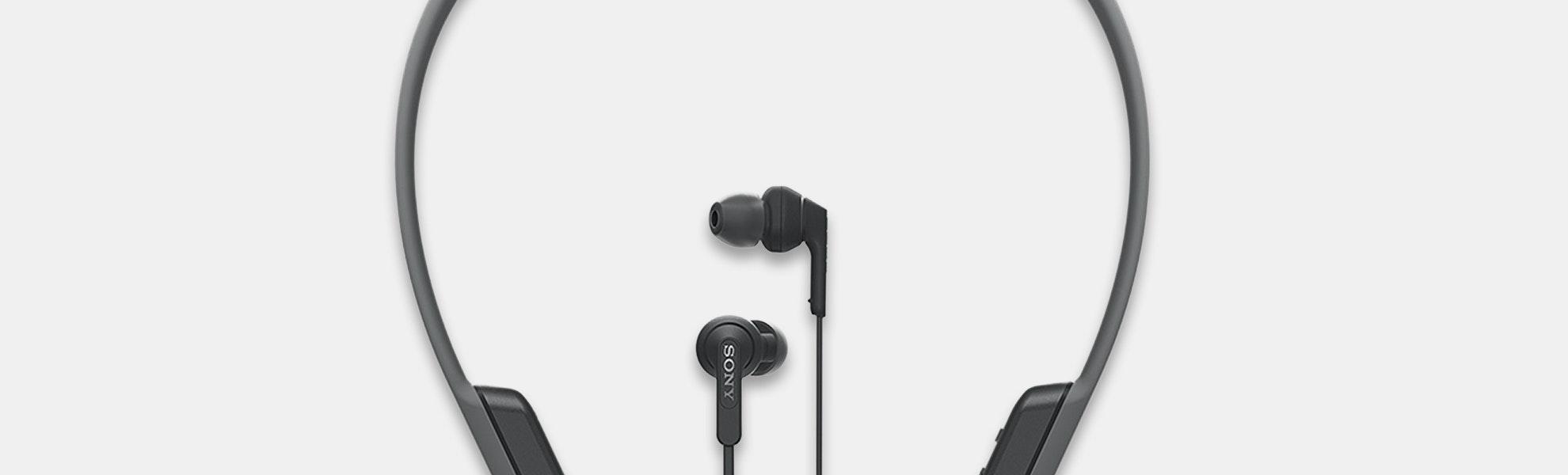 Sony XB70BT Extra Bass Bluetooth In-Ear Headphones