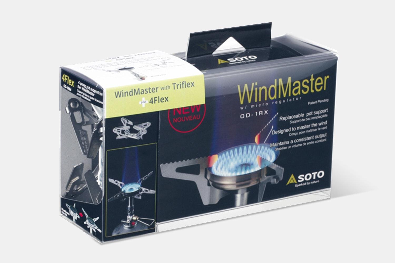 SOTO WindMaster Stove