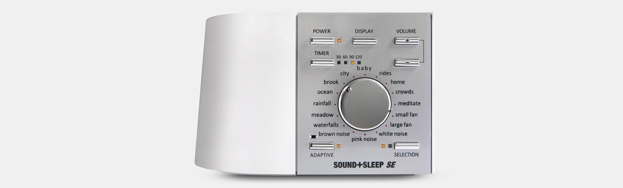 Sound+Sleep SE Hi-Fi Sleep Sound Machine
