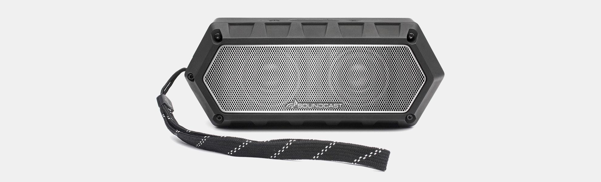 Soundcast VG1 Waterproof Bluetooth Speaker