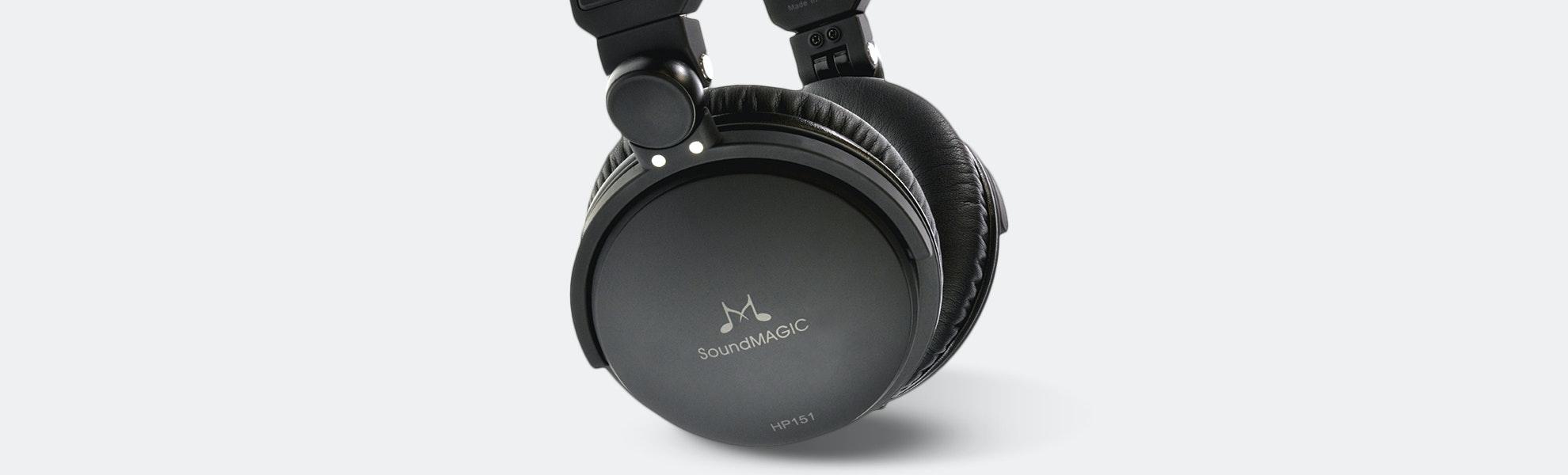 SoundMAGIC HP151 Headphones