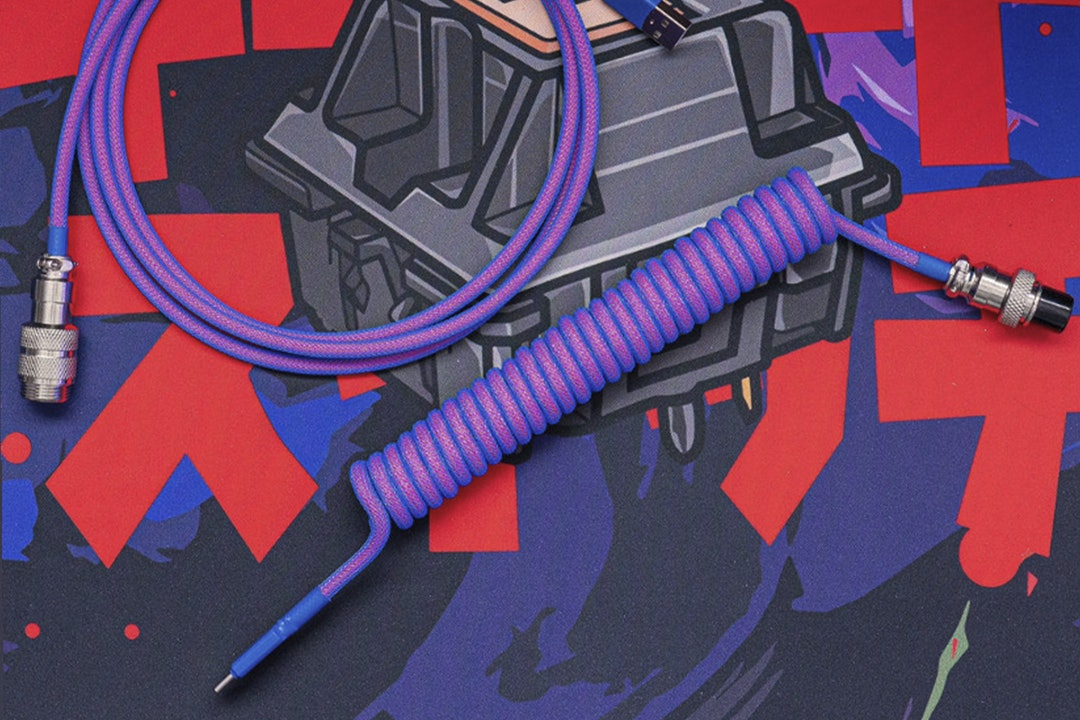 Space Cables Laser Aviator Custom USB Cable