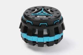 Reactor 2: Pulse -  Black With Inner Blue