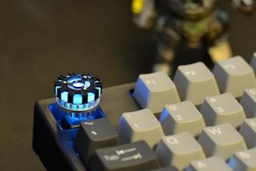 Sparkle Loft Reactor Artisan Keycap