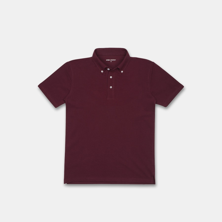 Spier & Mackay Button-Down Polos