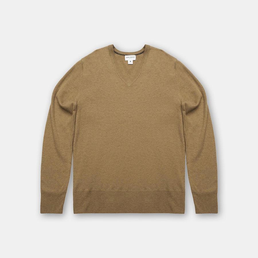 Spier & Mackay Merino Wool V-Neck Sweaters