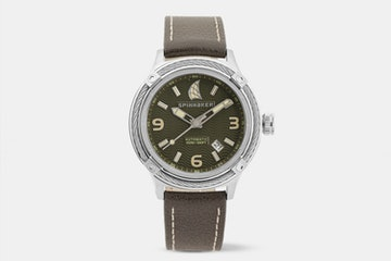 SP-5044-03 (green dial, olive strap)
