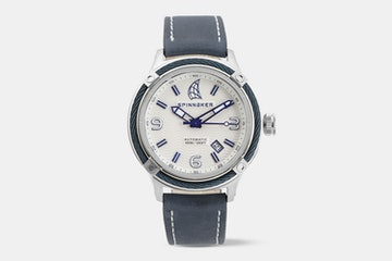 SP-5044-02 (white dial, blue strap)